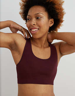 Aerie Move Seamless Sports Bra