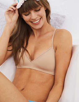 Starts With You Wireless Lightly Lined Bra