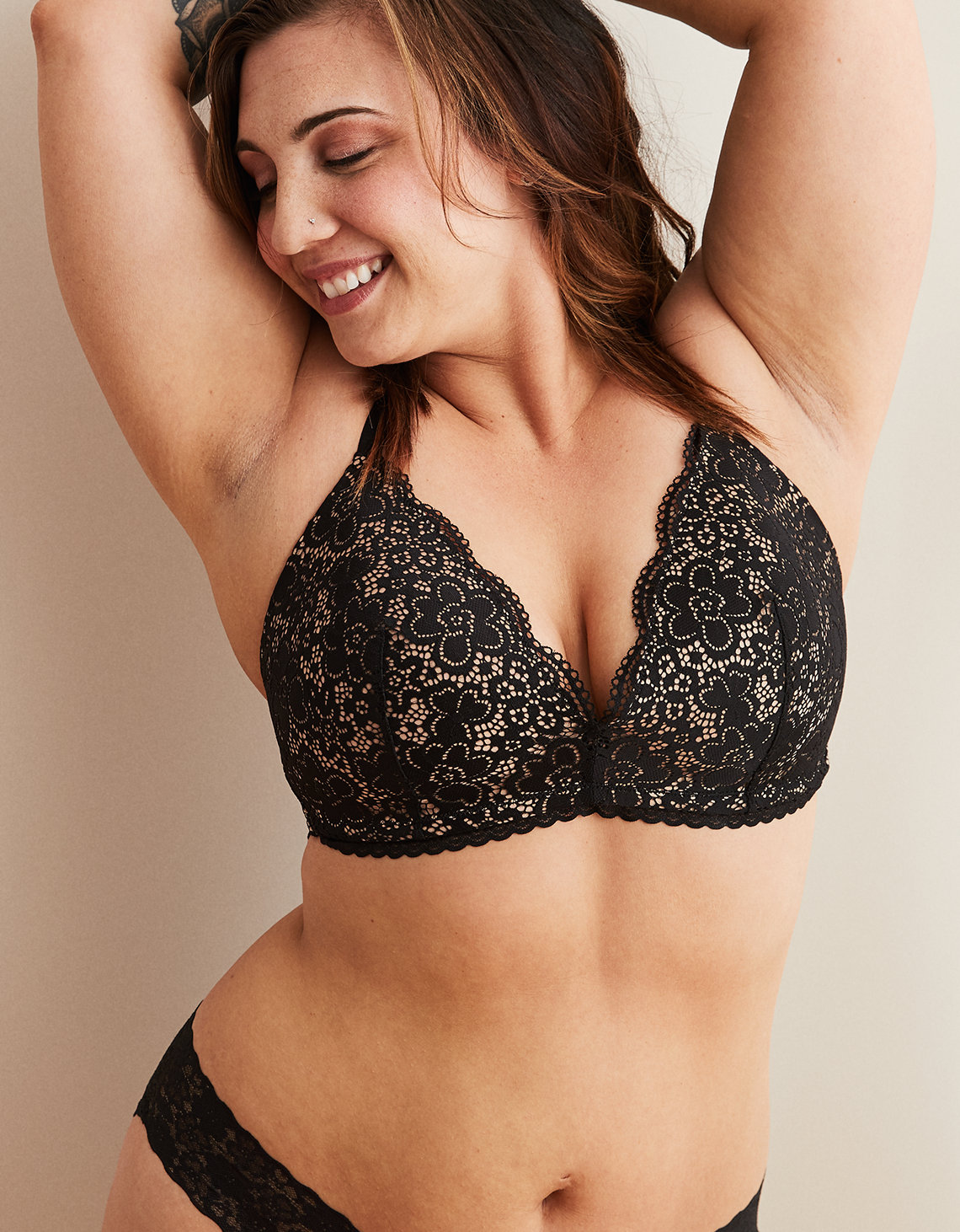 9e3d9d6a913c1 Aerie Real Happy Wireless Lightly Lined Bra. Placeholder image. Product  Image