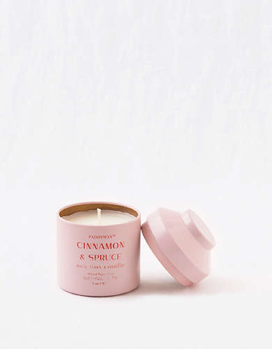 Paddywax Whimsy Candle - Cinnamon and Spruce