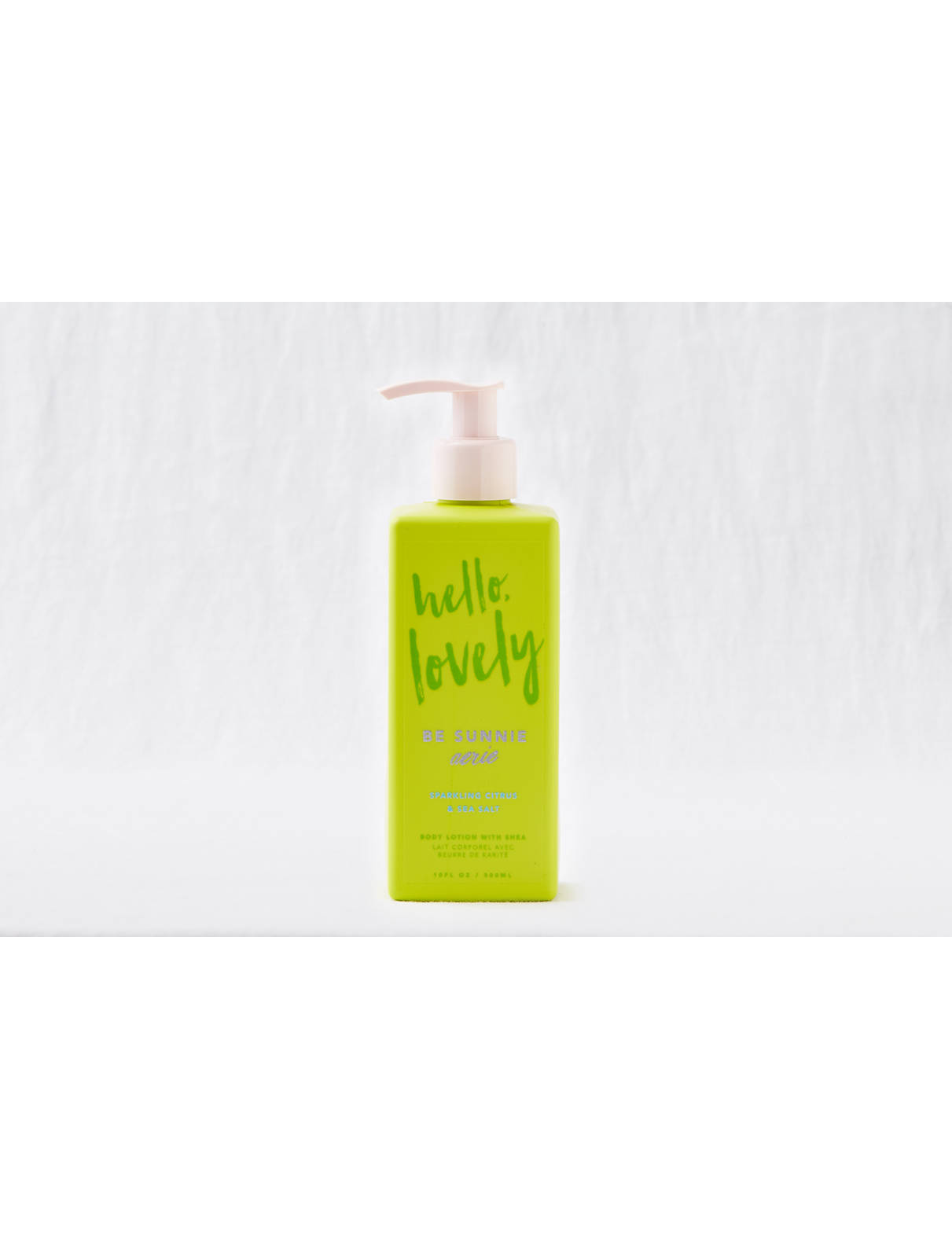 Display product reviews for Aerie Body 10 Oz Lotion