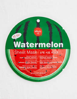 Hallyu Watermelon Sheet Mask