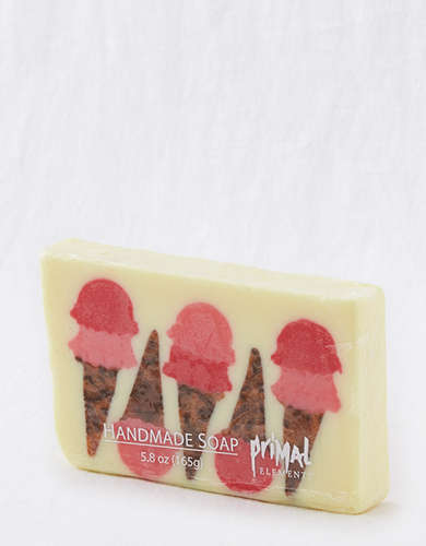 Primal Elements Loofah Bar Soap -