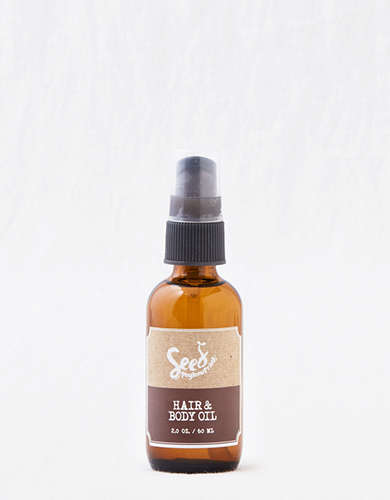 Seed Hair And Body Oil