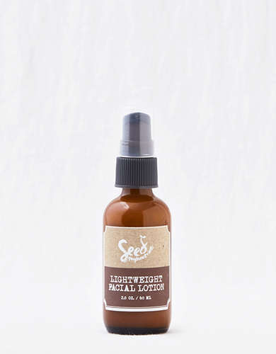 Seed Lightweight Facial Lotion