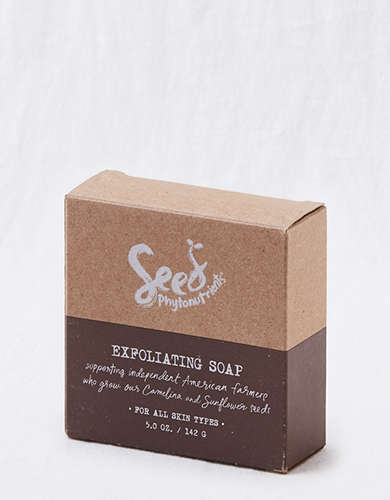Seed Exfoliating Bar Soap
