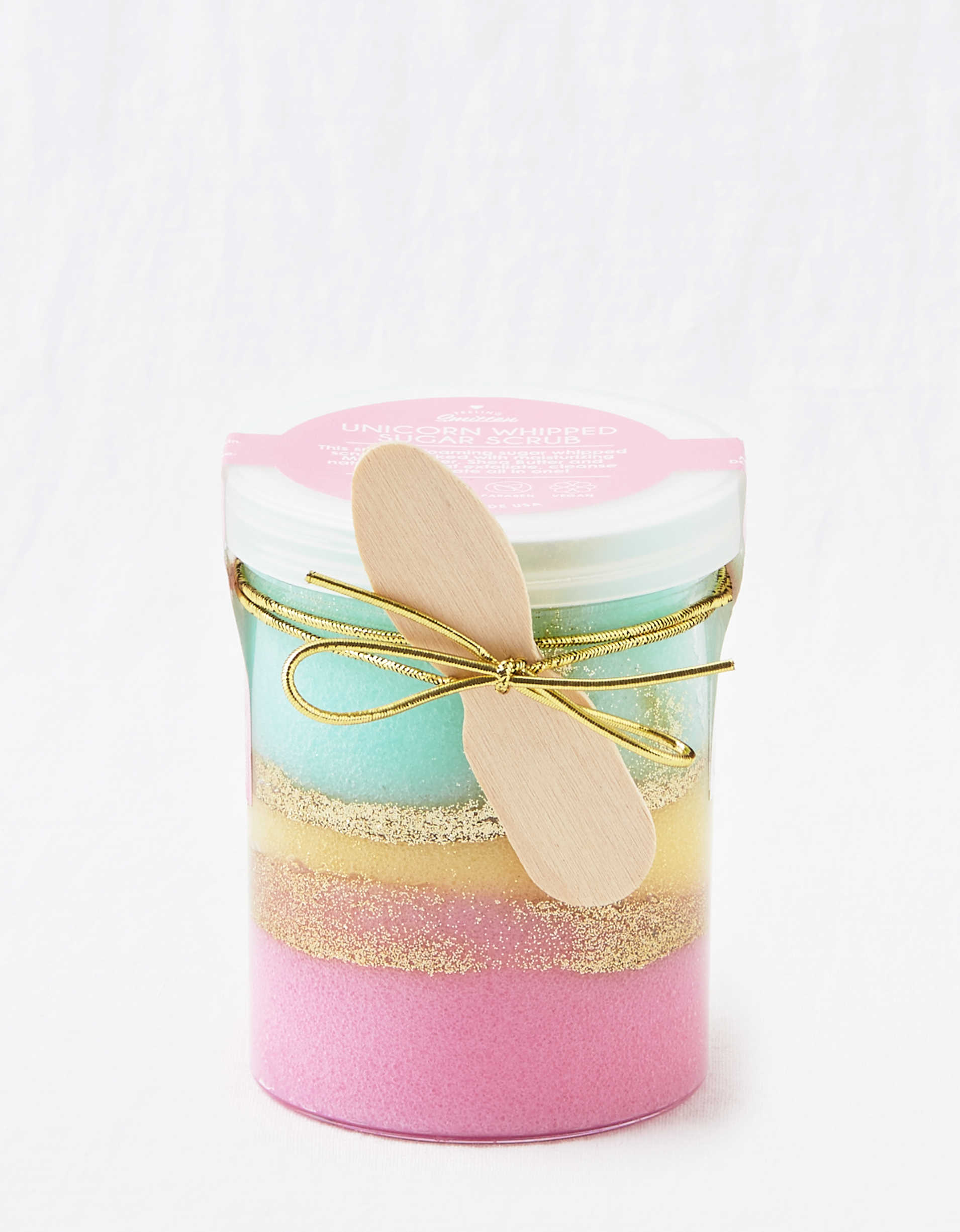 Feeling Smitten Sugar Scrub Jar