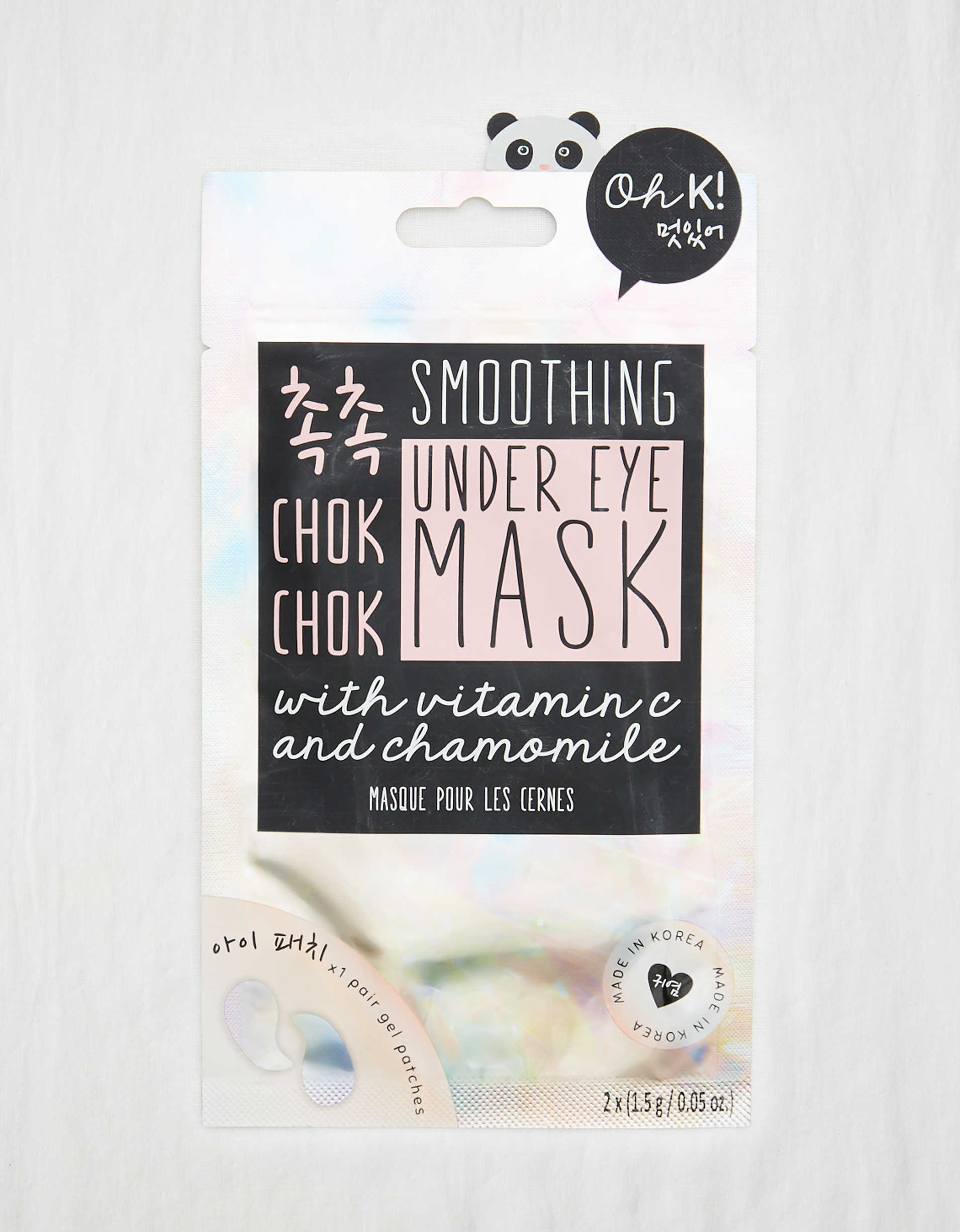 Oh K! Chok Chok Soothing Under Eye Mask