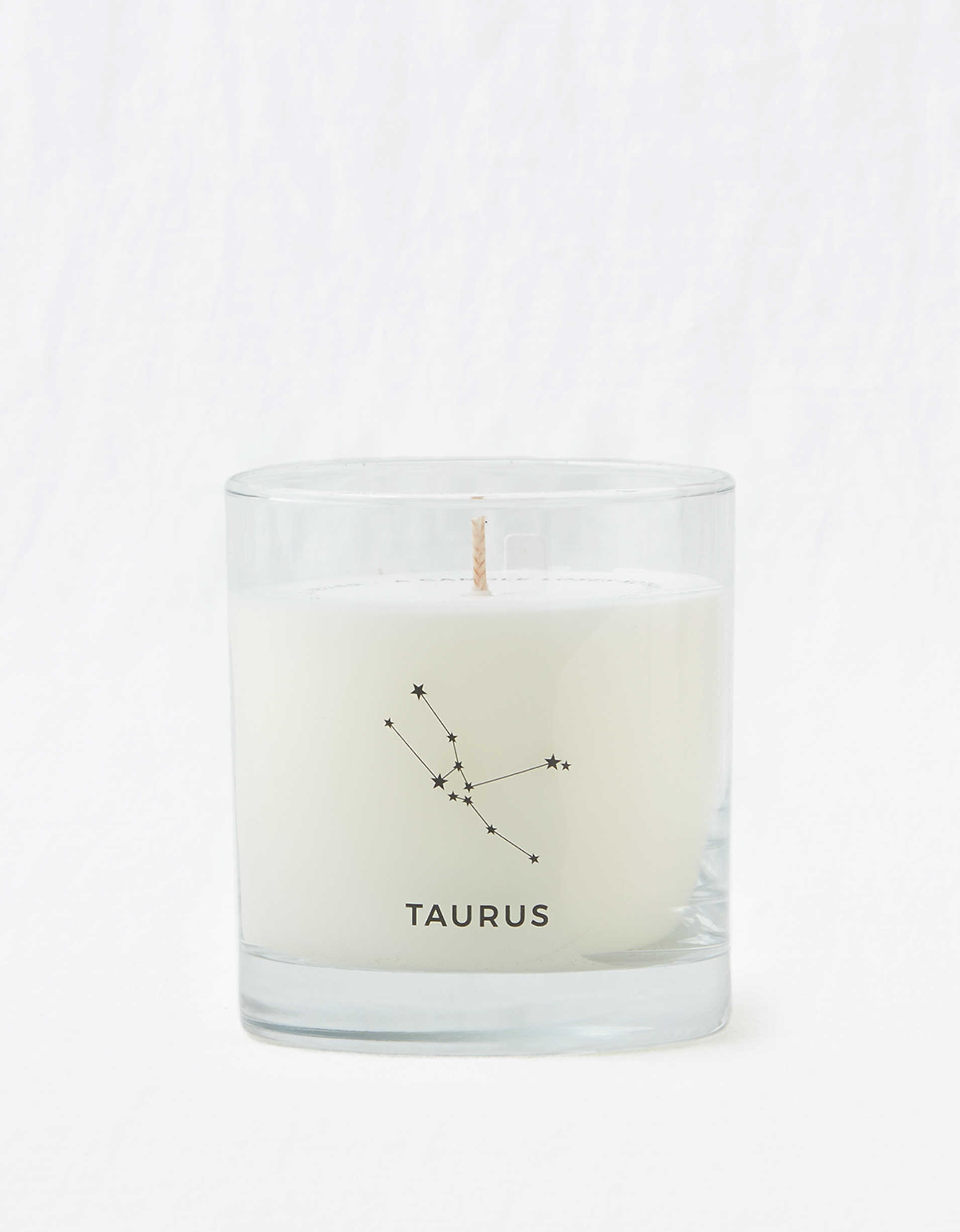 The Little Market Zodiac Candle - Taurus