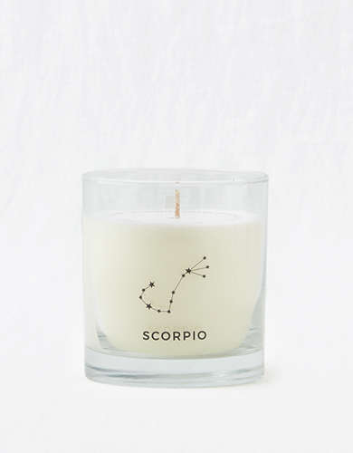 The Little Market Zodiac Candle - Scorpio
