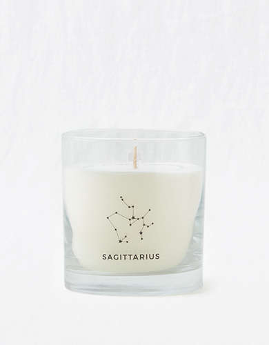 The Little Market Zodiac Candle - Sagittarius