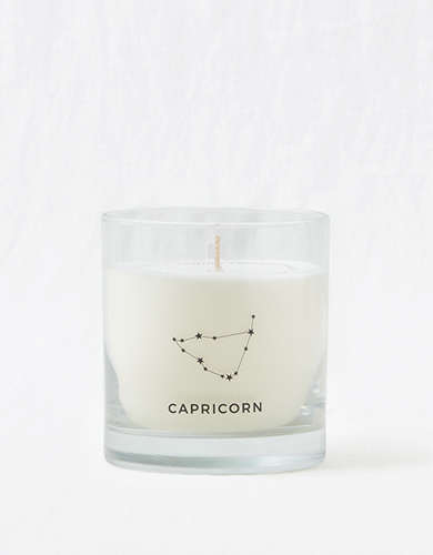 The Little Market Zodiac Candle - Capricorn