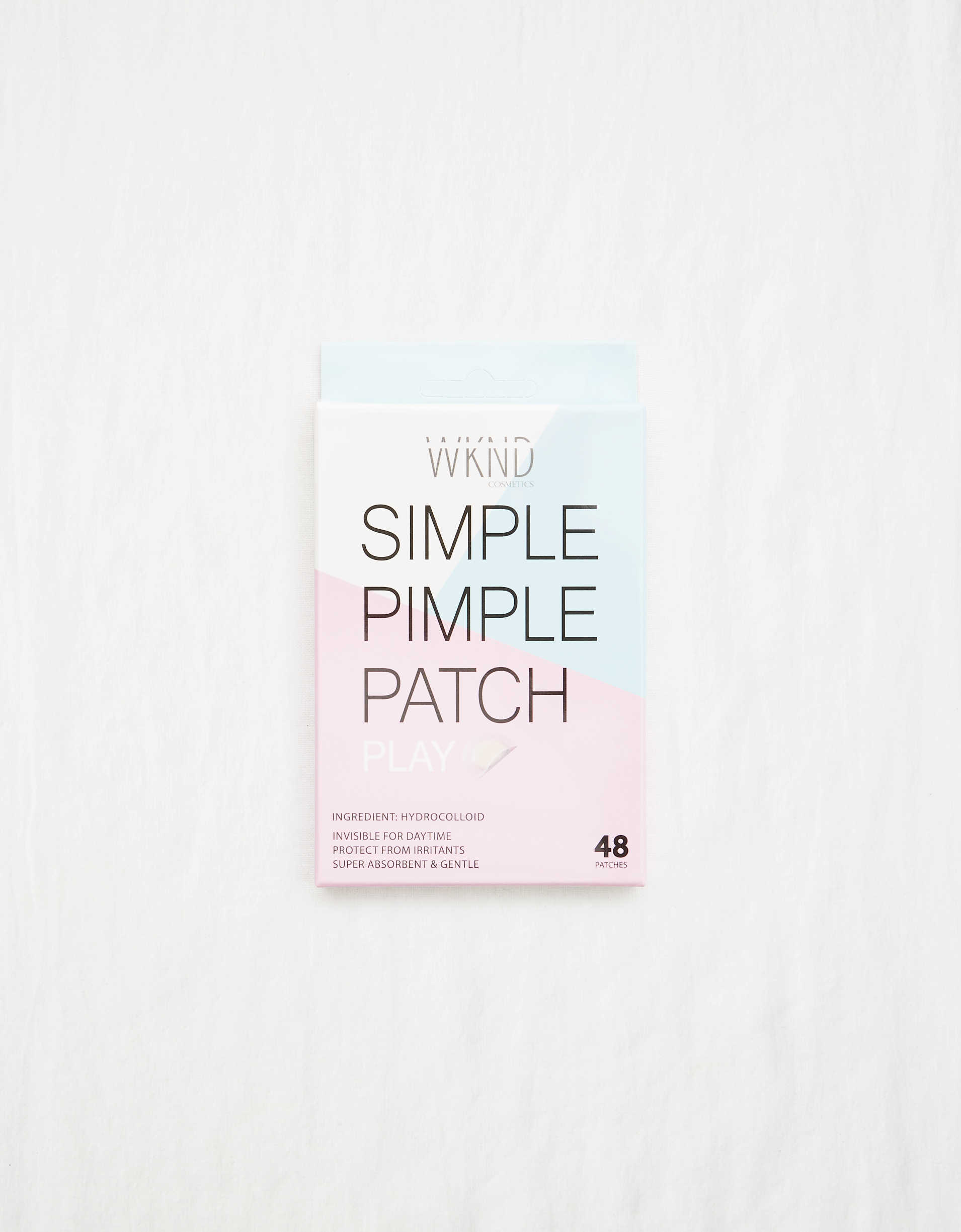 The Simple Pimple Patch