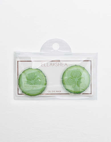 Ella Shea Cucumber Eye Masks