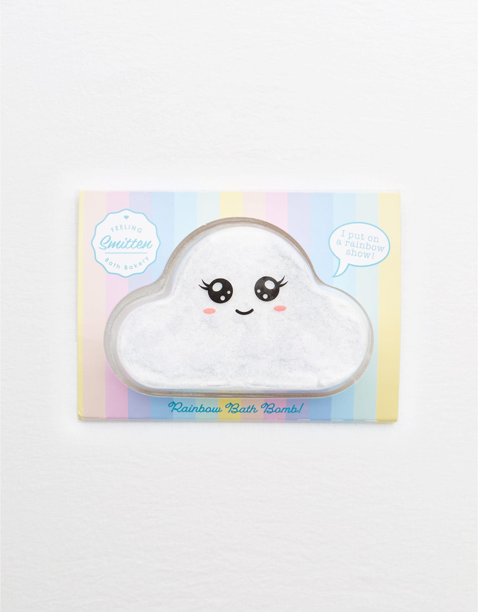 Feeling Smitten Bath Bomb - Cloud