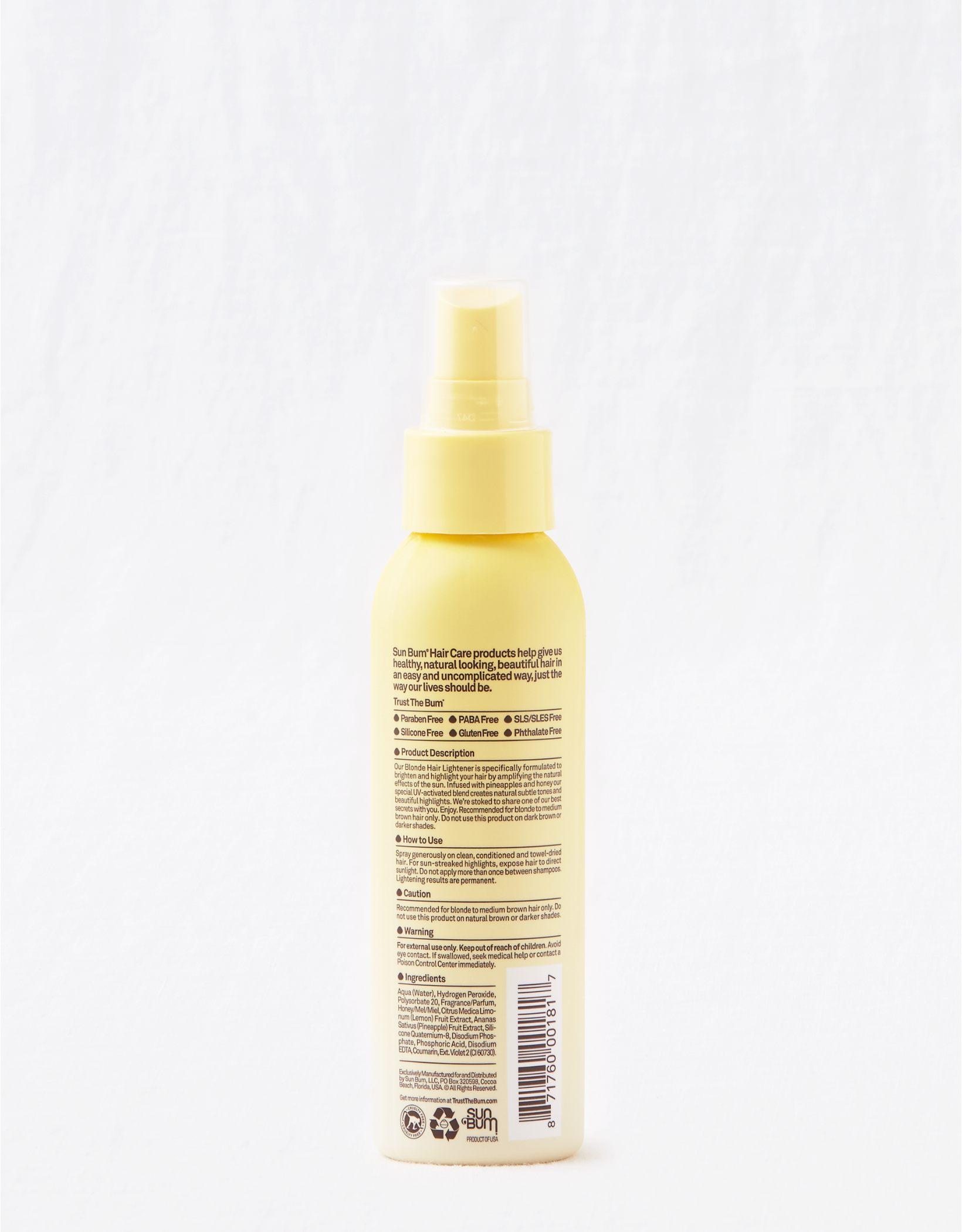 Sun Bum Hair Lightener