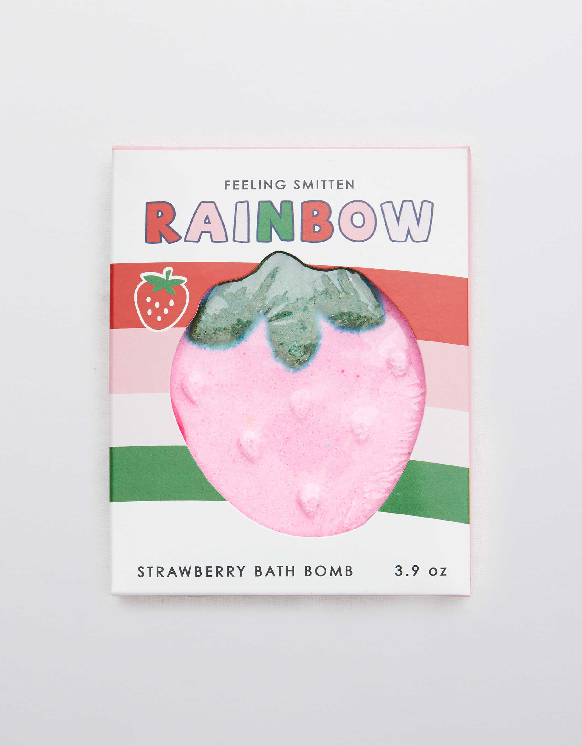 Feeling Smitten Strawberry Bath Bomb