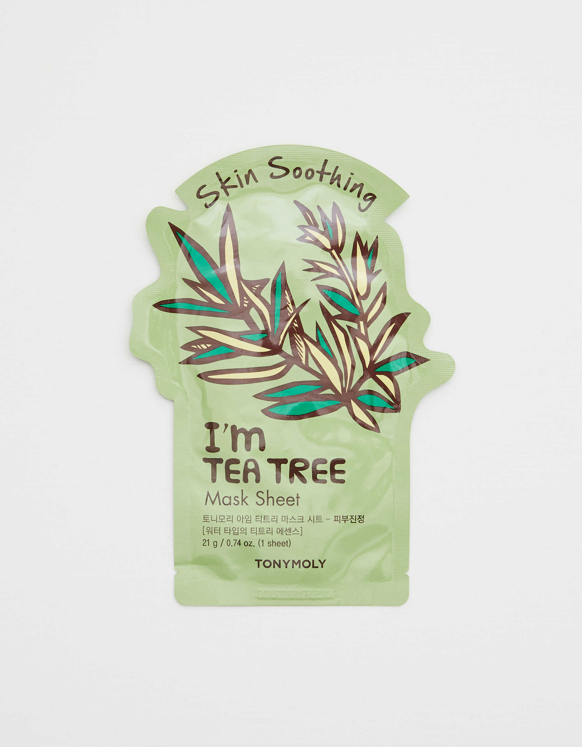 Tony Moly I'm Real Lemon Tea Tree - Skin Soothing
