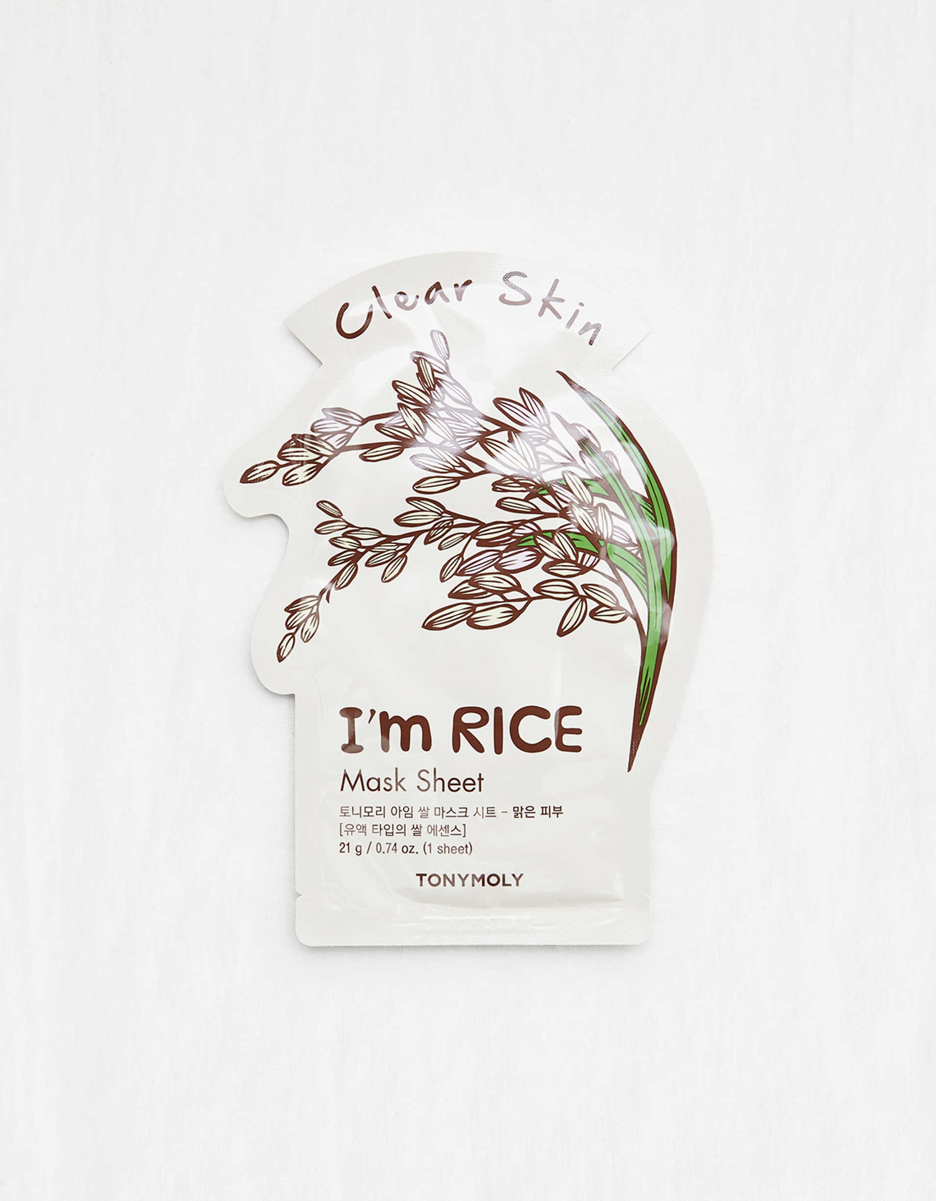 Tony Moly I'm Real Rice - Clear Skin