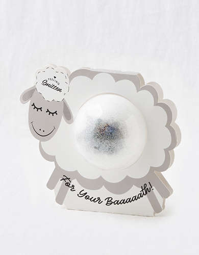 Feeling Smitten Sheep Baaath Bomb -