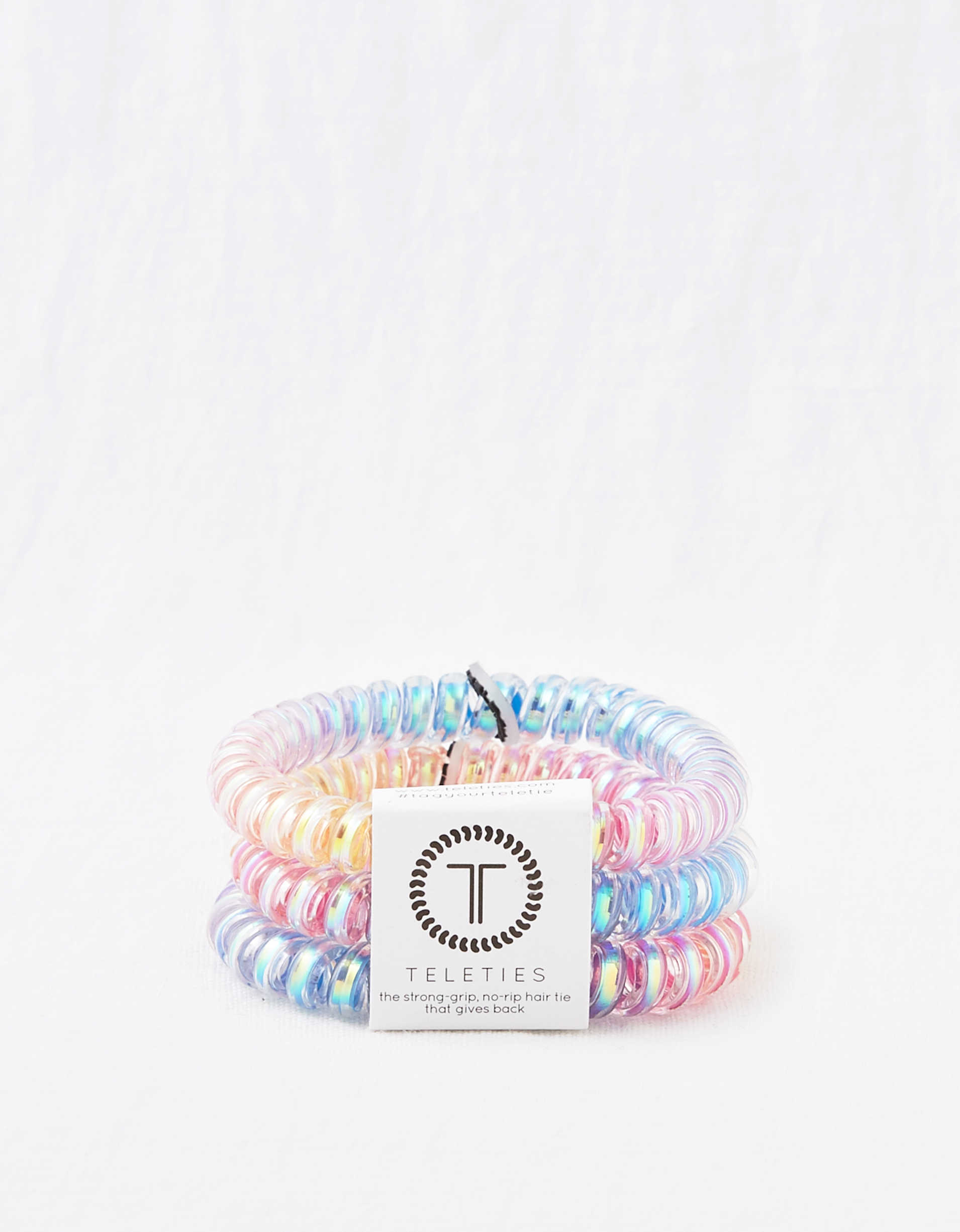 Teleties Small Hair Ties 3-Pack