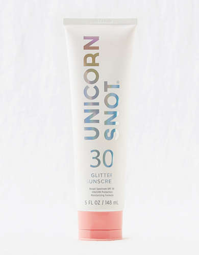 Unicorn Snot Glitter Sunscreen -