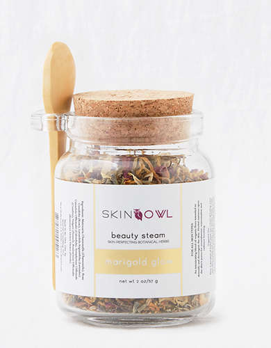 SkinOwl Beauty Steam - Marigold Glow -