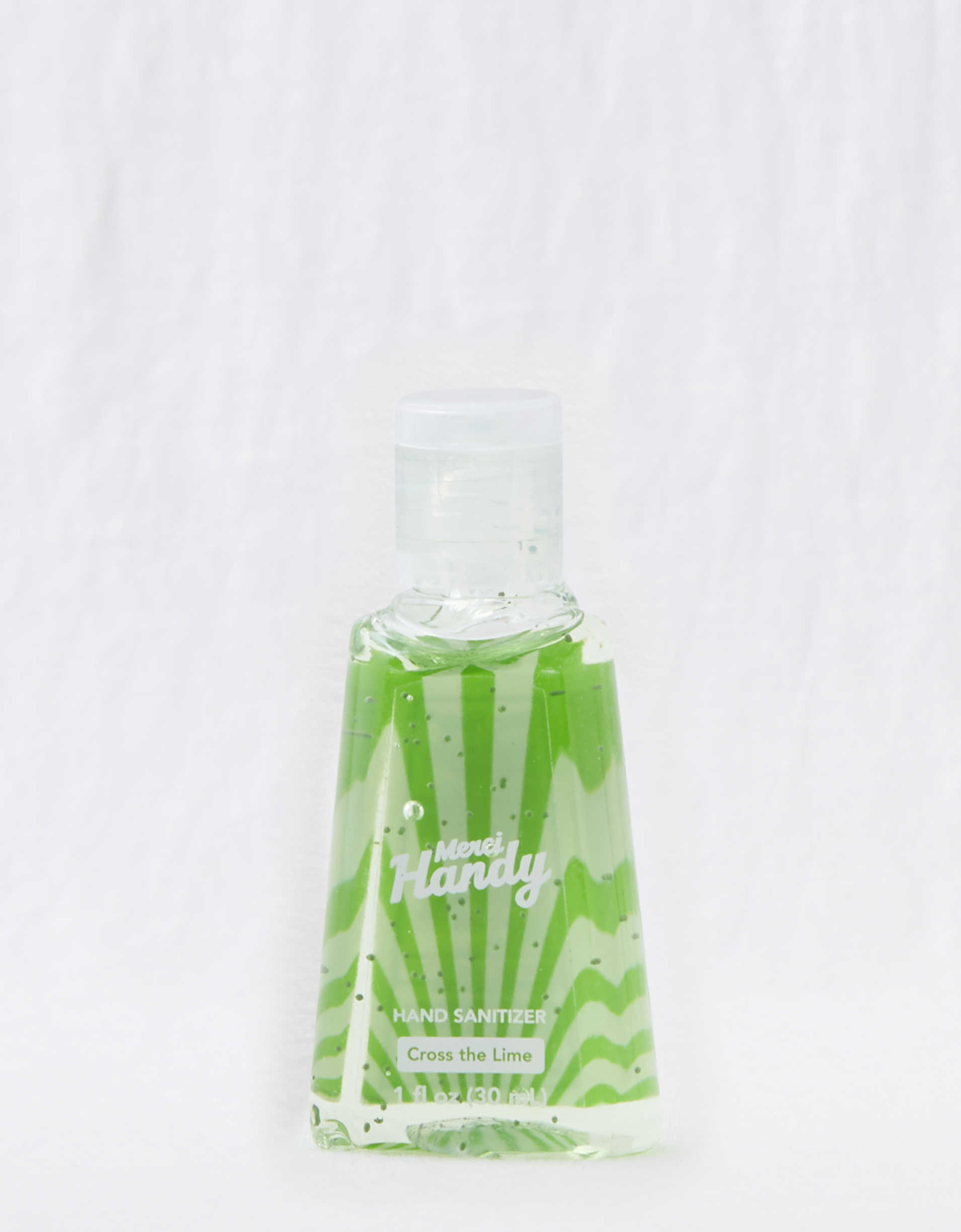 Merci Handy Hand Sanitizer - Cross The Lime