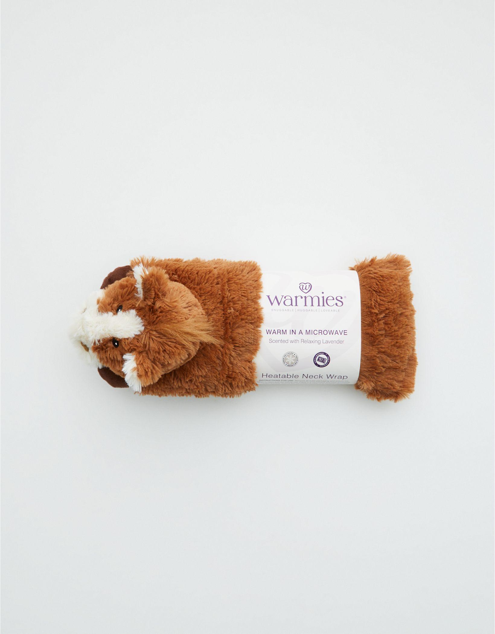 Warmies Horse Neck Pillow
