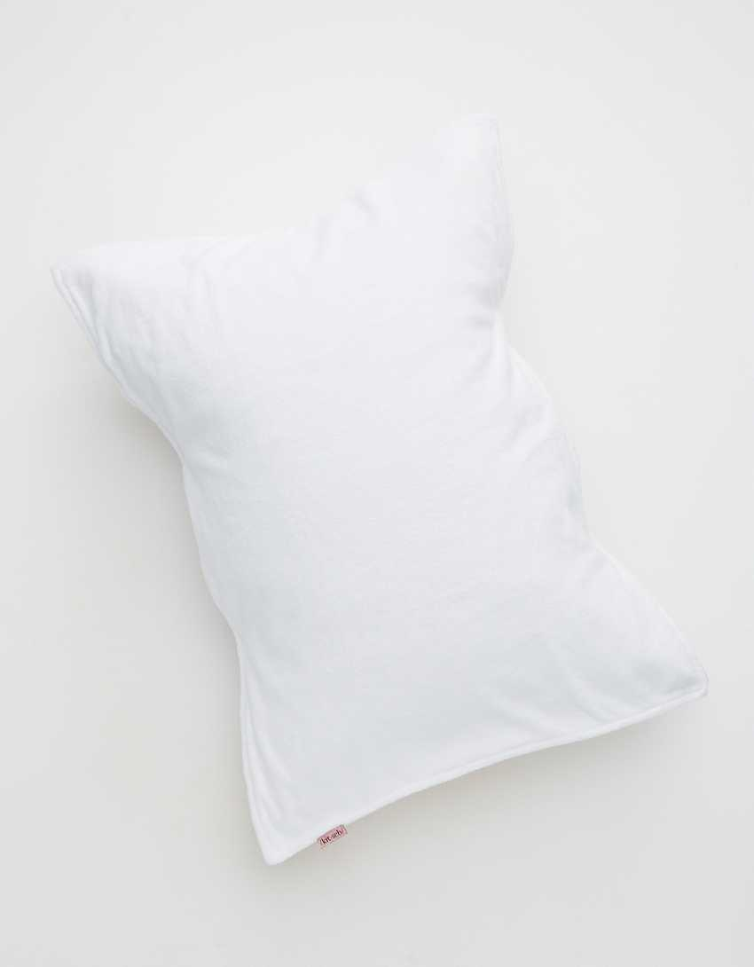 Kitsch Towel Ivory Pillow Cover