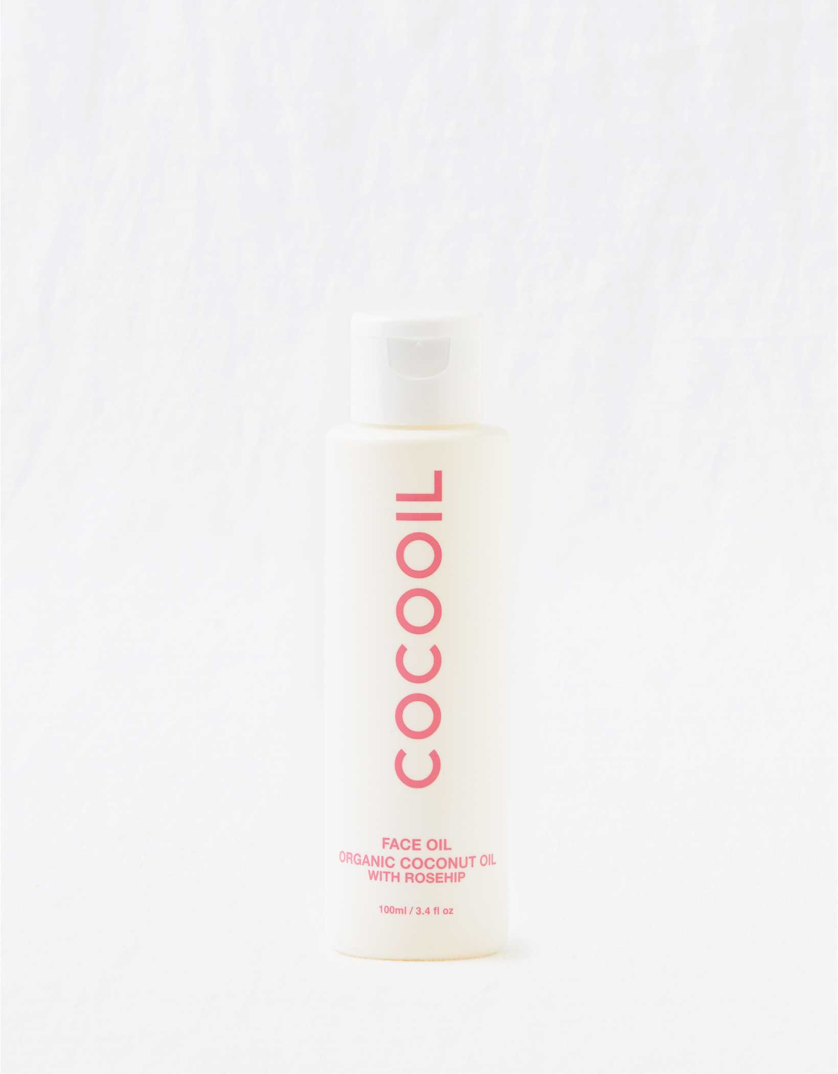 Cocooil Facial Oil With Rosehip 3.4 Oz