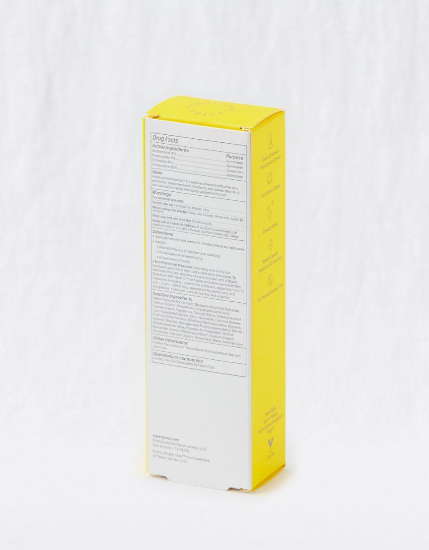 Supergoop!® Glowscreen Body SPF 40 3.4 Oz