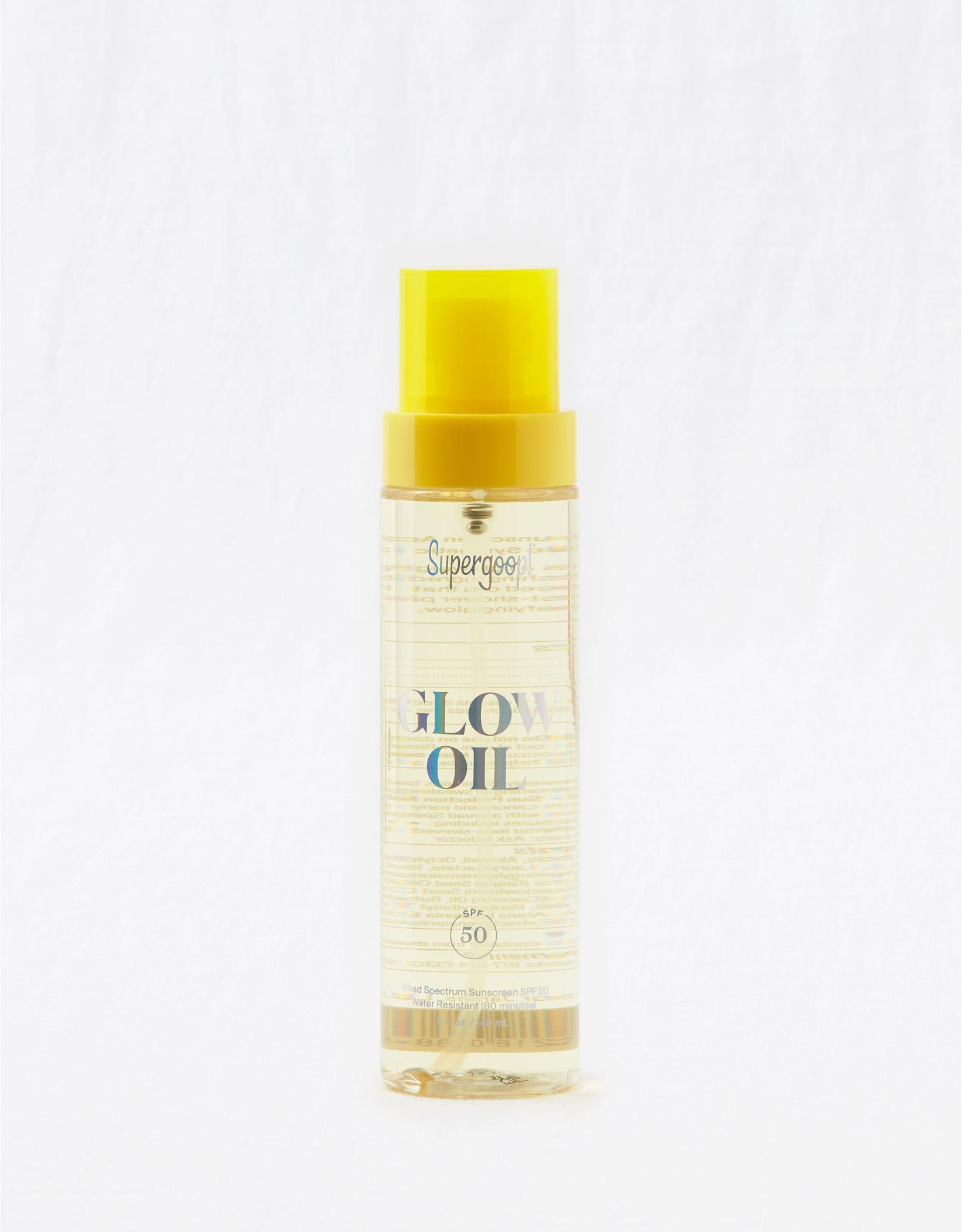 Supergoop!® Glow Oil SPF 50 5 Oz