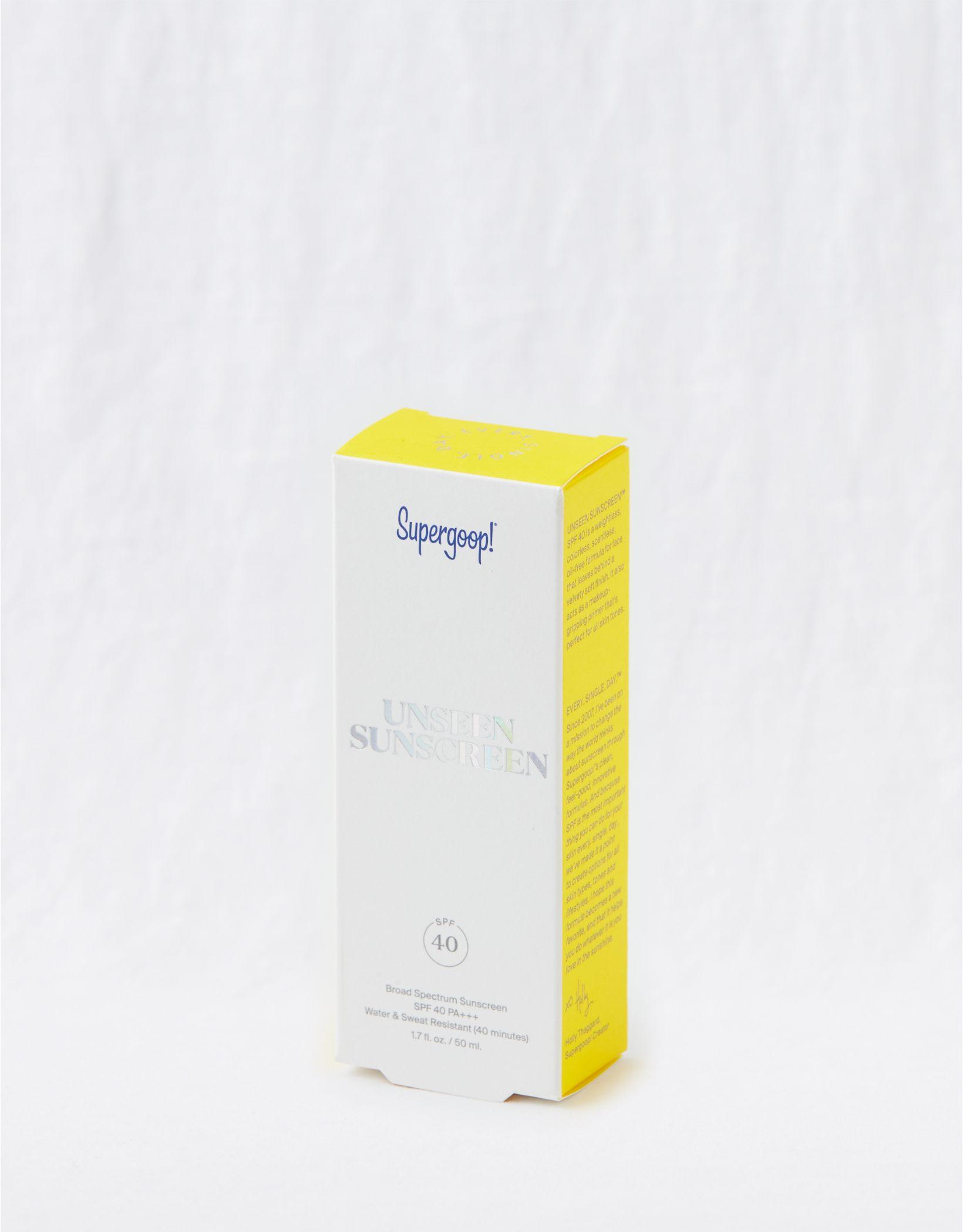 Supergoop!® Unseen Sunscreen SPF 40 1.7 Oz
