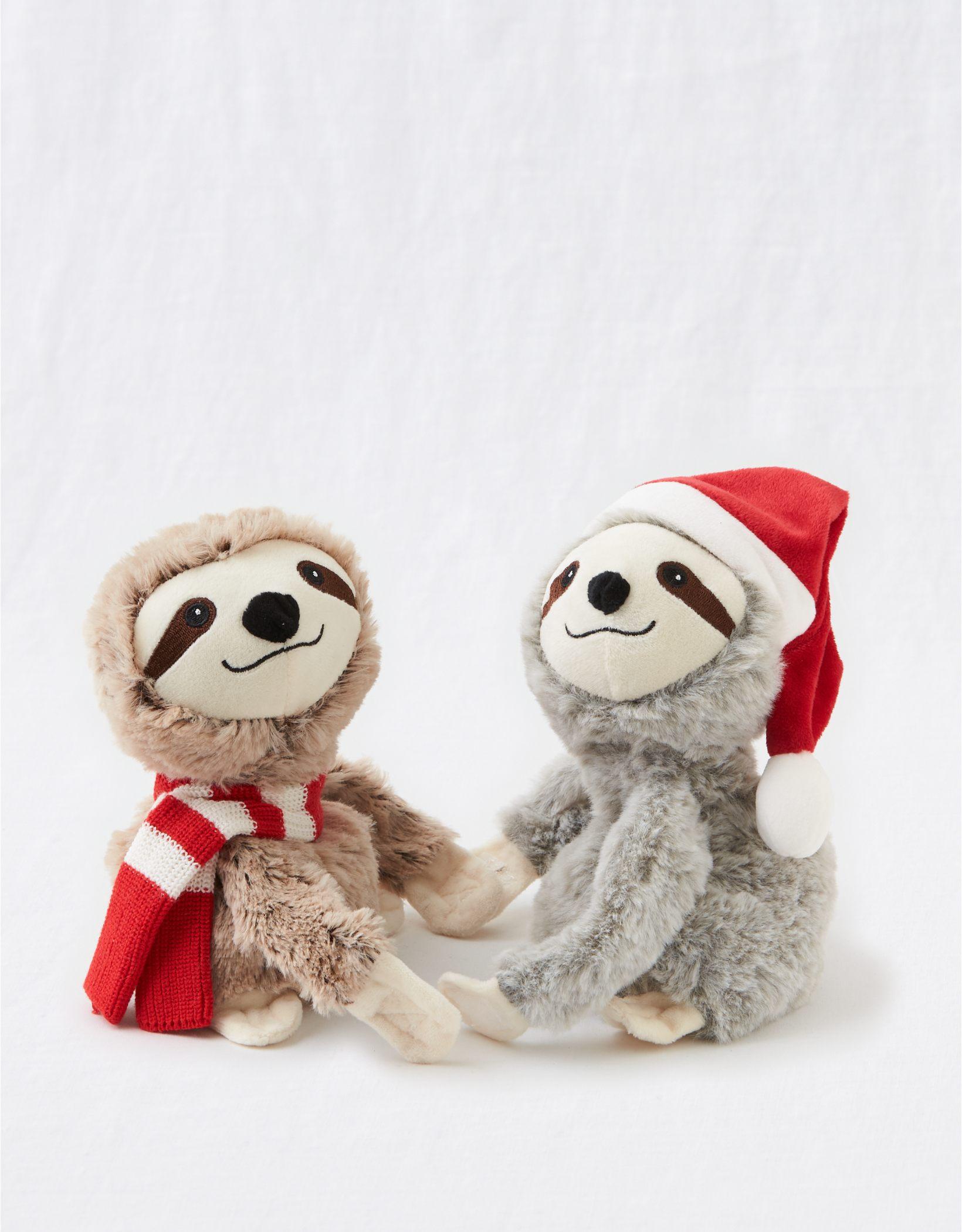 Warmies Holiday Sloth Hugs