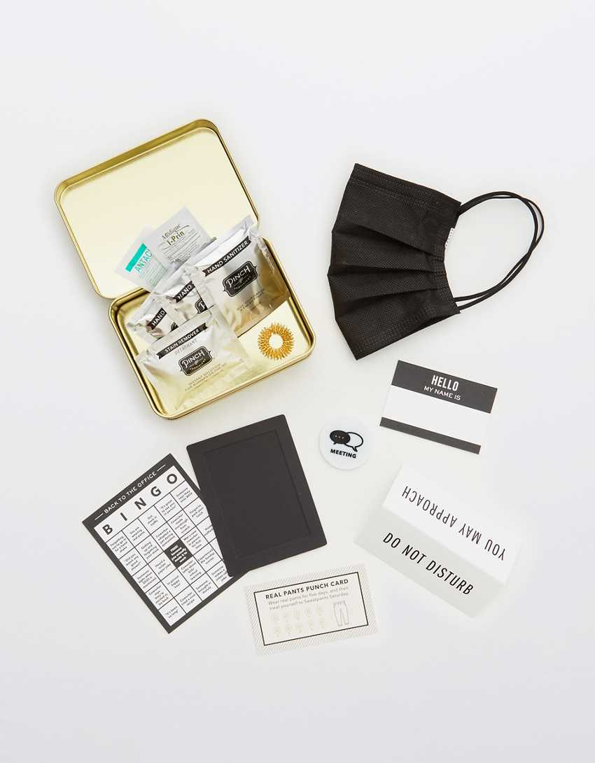Pinch Back To The Office Kit
