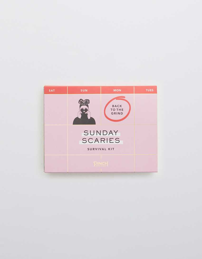 Pinch Sunday Scaries Essential Kit
