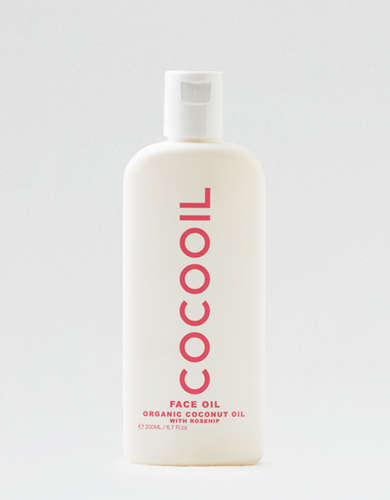 COCOOIL Face Oil with Rosehip -