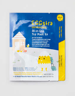 Haley Eggstra All-In-One Trip Mask Kit