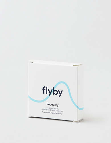 Flyby Recovery Herbal Supplement -