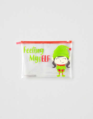 Elf Cosmetic Pouch
