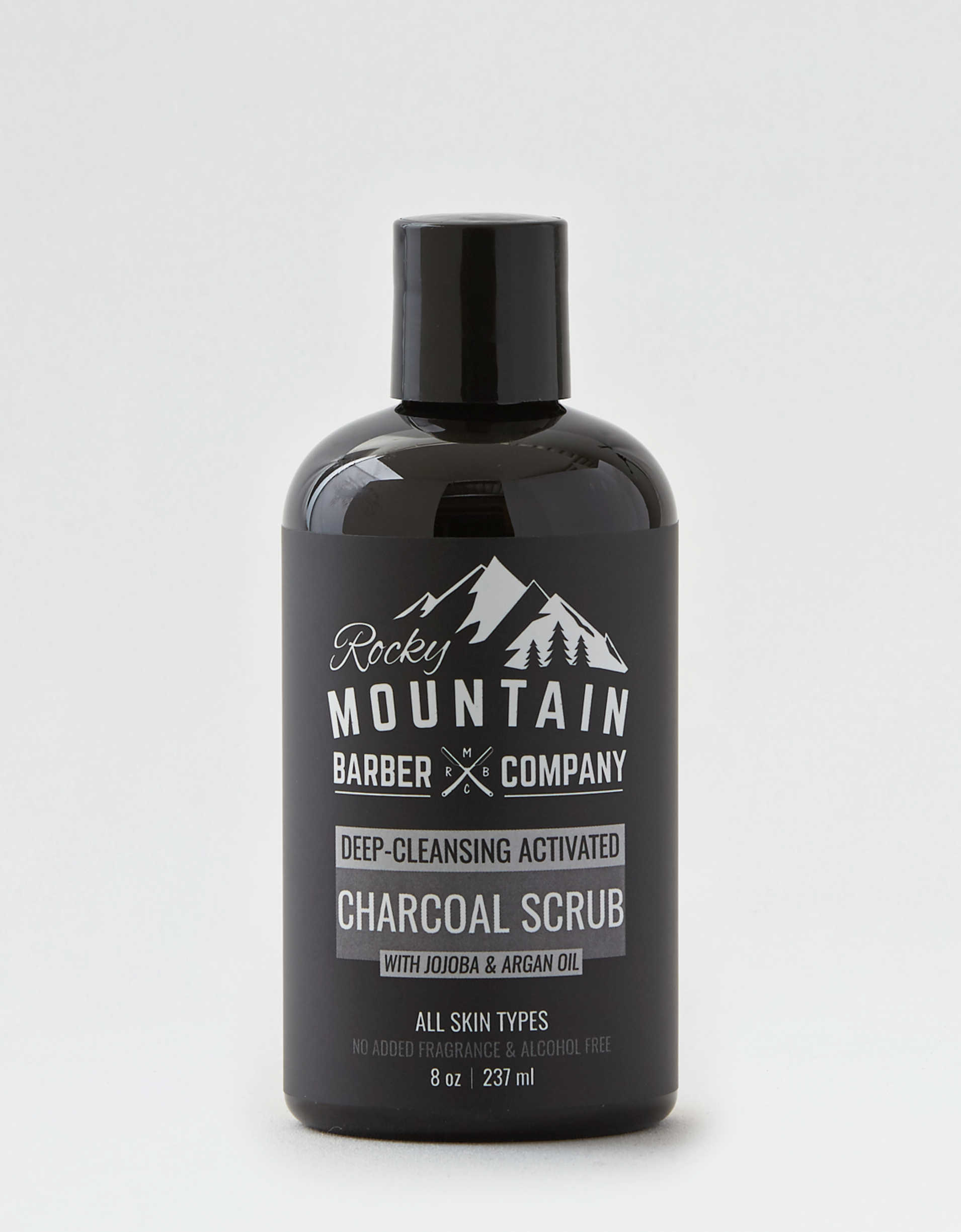 Rocky Mountain Barber Company Face Scrub