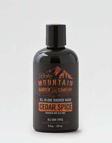 Rocky Mountain Barber Company All-in-One Body Wash