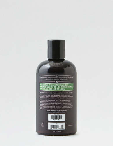 Rocky Mountain Barber Company Forest Mint Shampoo