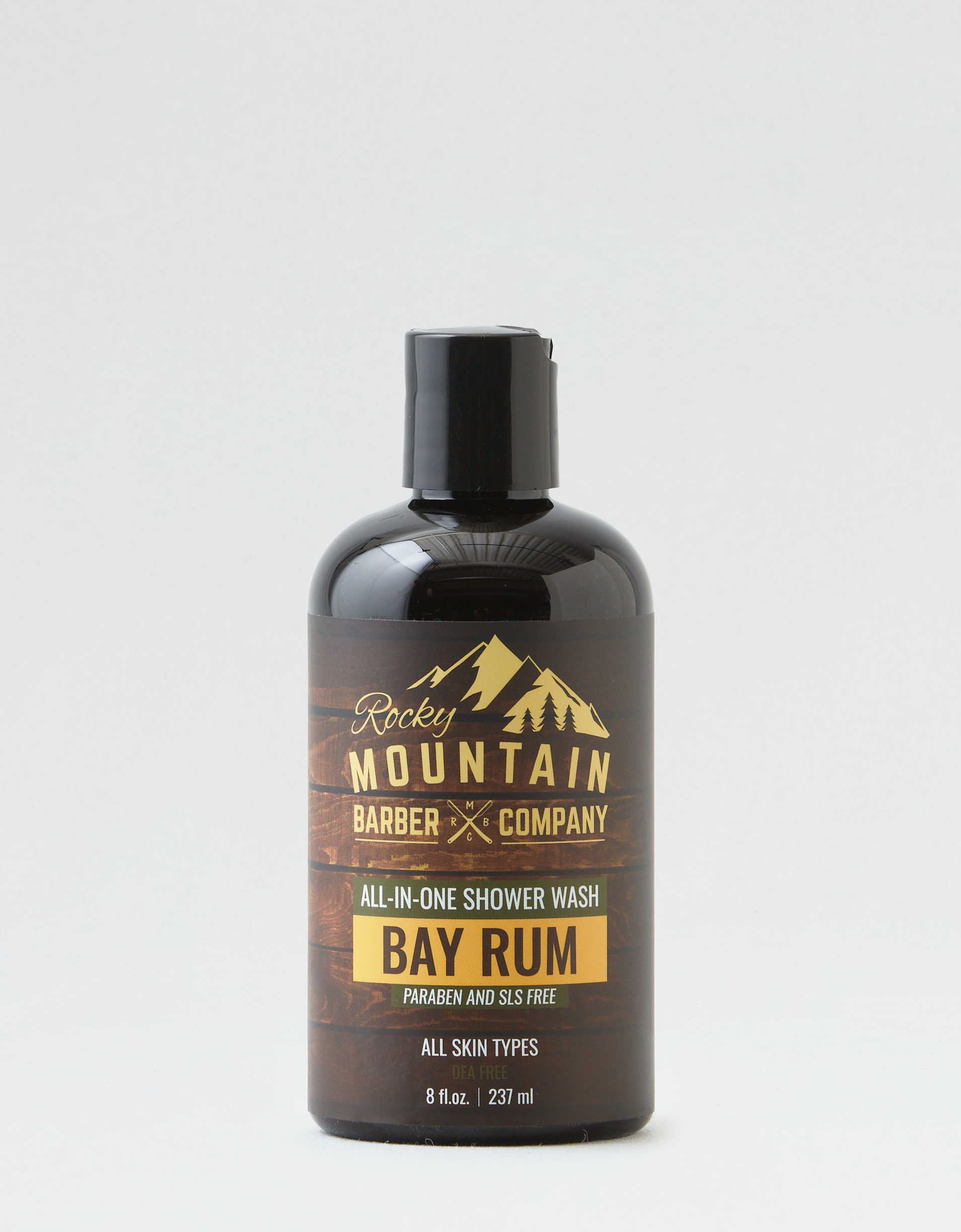 Rocky Mountain Barber Company All-In-One Shower Wash