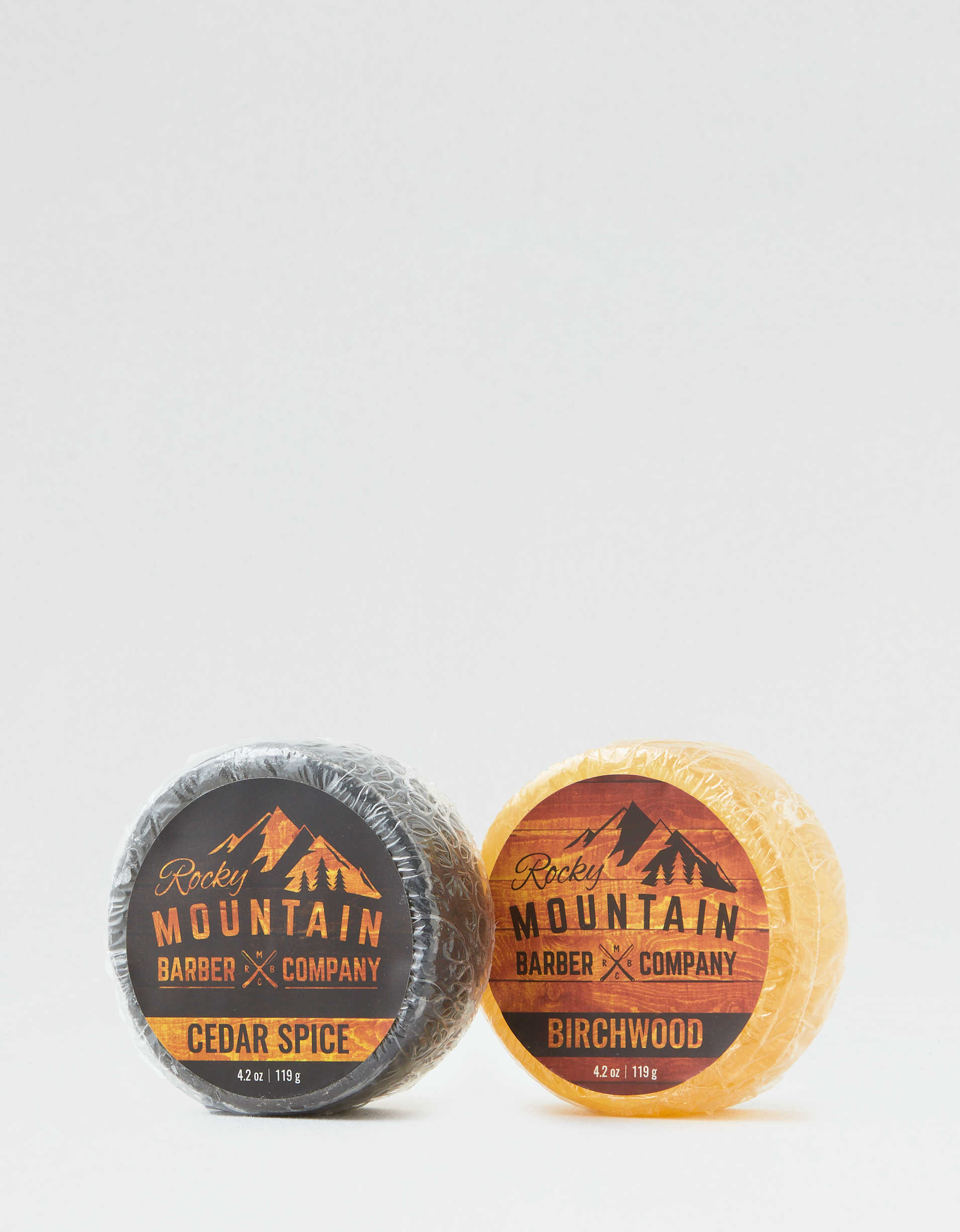 Rocky Mountain Barber Company Soap Bar Pack