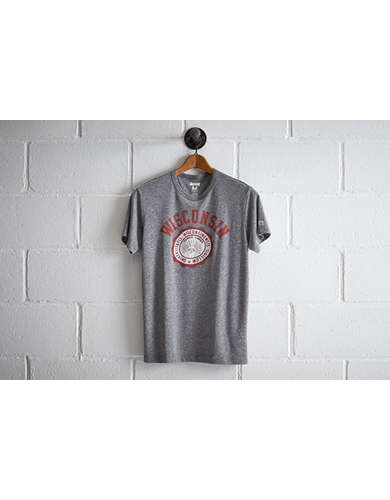 Tailgate Men's Wisconsin Seal T-Shirt -