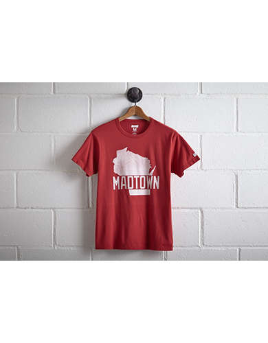 Tailgate Men's Wisconsin Madtown T-Shirt -