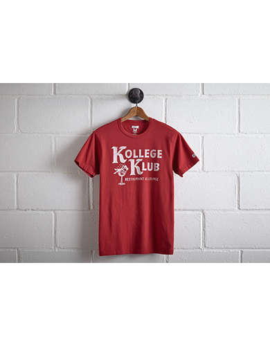 Tailgate Men's Kollege Klub T-Shirt - Free Returns