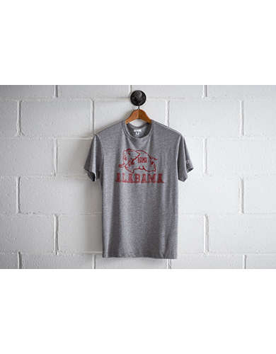 Tailgate Men's Alabama Al T-Shirt - Free Returns